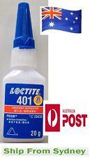 """""""AU STOCK"""" Loctite 401 20g / 25ml Super Glue Instant Industrial Adhesive"""