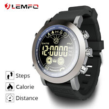 New Lemfo LF23 Bluetooth Smart Watch Phone Man Watch Waterproof For Android iOS