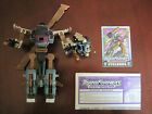 Transformers Armada Cyclonus W/ Crumplezone Complete w/ instructions and card