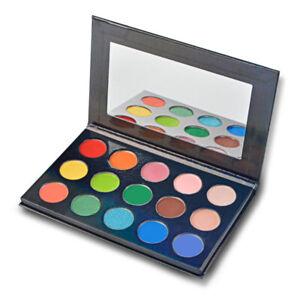 2021 New Arrival Eye Make Up Shimmer Glitter DIY Eyeshadow Palette