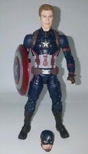 """Marvel Legends CAPTAIN AMERICA STEVE ROGERS Marvel Studios 10th Anniversary 6"""""""