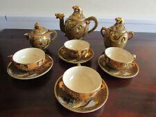 Antique Chinese Tea Pots/Sets Bowls
