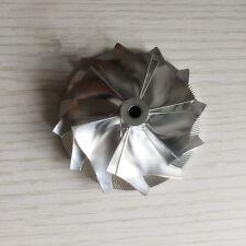 TD04HL 20G 52.56/68.00mm 6+6 blades 49189-X performance Billet compressor wheel