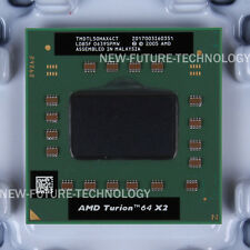 AMD Turion 64 X2 TL-50 (TMDTL50HAX4CT) CPU 800 MHz 1.6 GHz 100% Work