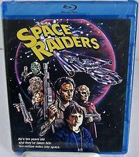 Space Raiders aka 'Star Child' 1983 Roger Corman Film.  (Blu-Ray Disc May-2015)