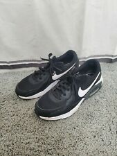 Men's Black And White Nike Air Max Tennis Shoes Size 9.5