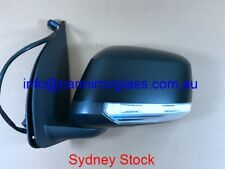 NEW DOOR MIRROR FOR NISSAN NAVARA D40 2005-2015 LEFT (SPAIN, BLINKER,VIN VSK..)