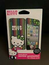New Hello Kitty Screen Protector (Front & Back) Apple IPHONE 4 / 4S