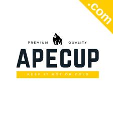 APECUP.com 6 Letter Premium Short .Com Marketable Domain Name