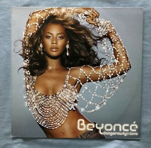 Dangerously In Love by Beyoncé  Limited Edition Vinyl European pressing RARE