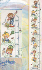 Lanarte Cross Stitch kit 29410 Height Webster OOP rare Out of Print.