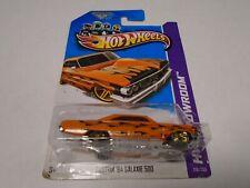 Hot Wheels Custom 64 Galaxie 500 218/250 HW Showroom 032619AMCAR2
