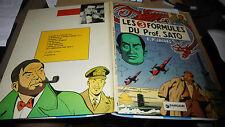 BLAKE ET MORTIMER/ LES 3 FORMULES DU PROF. SATO EDITION ORIGINALE 1977/ BEL ETAT