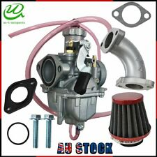 Carburetor Air Filter intake For 110cc 125cc CRF SSR Sunl Taotao Pit bike