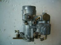 "FIAT 600 ""D"" - Carburatore SOLEX, 27F 500 (nuovo)"