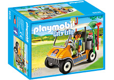 Playmobil 6636 City Life Zookeeper's Cart  (Playsets, Farm & Animals) Age 3+