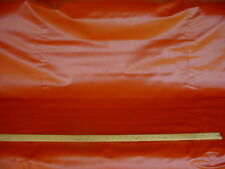 3-1/2Y Kravet Carnelian Red In / Outdoor Leatherette Vinyl Upholstery Fabric