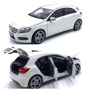 1/18 Norev Mercedes-Benz Classe A Sport 2012 Polar Silver Livraison Domicile