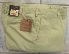 BRAND NEW-Bills khakis M3-SOPB Size 38X32 Trim Fit POPLIN SUMMER OLIVE $165