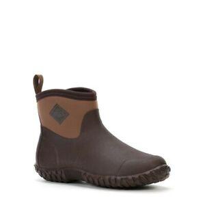 Muck Boots Co. Mens Muckster II Ankle Work Outdoor Yard Garden Bark Otter NIB 9