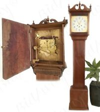 Vintage Long case Westminster SIMPLEX Pendulum Grandmother Chime Clock -1115