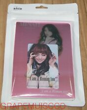 MINAH GIRL'S DAY 1ST MINI I AM A WOMAN TOO SMC CARD ALBUM + POSTER IN TUBE CASE