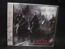 ELIZA Battle Field JAPAN CD Saber Tiger Diall NaughtyPlayboyz Japan Melodic HM !