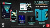 Flashback 25th Anniversary Collector's Edition - Nintendo Switch USA Version