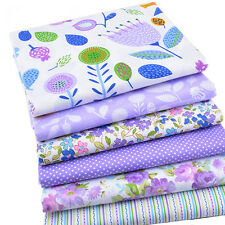 6pcs Tissus en Coton de Vêtements pour Bébés en Tissu Etuis d'oreiller