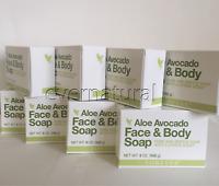 Bulk of 8 Avocado Face & Body Soap (5 oz ea. bar) by Forever Living ($5.80 each)