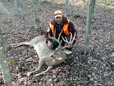 7 Day Hunt-Trip / Moosehead Lake, Maine Trophy Whitetail Deer Hunts