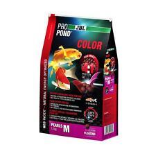 JBL propond Color M, Farbfutter pour moyennes Koi - 1,3 kg-nourriture Kois Pellets
