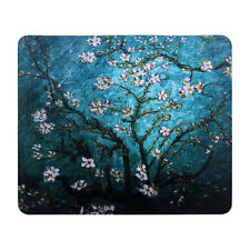 Van Gogh Paint Anti-slip Rubber MousePad Mice Mat For Optical Wireless Mouse