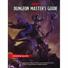 Dungeons And Dragons 5e Dungeon Masters Guide 5th Edition new