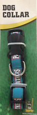 NRL Panthers PET DOG PUPPY COLLAR, ADJUSTABLE - NEW