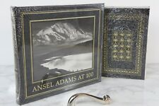 ANSEL ADAMS AT 100 - Easton Press - LARGER BOOK - SEALED w/BOX SCARCE