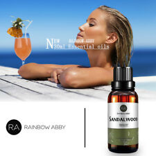 RAINBOW ABBY Brand Sandalwood Essential Oils 30ml (1oz) -100% Pure & All Natural