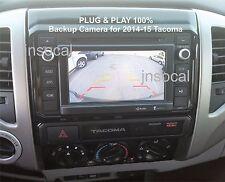 Backup Camera PLUG & PLAY! for Toyota Tacoma 2014 - 2015