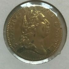 1801 King George III Kettle Token