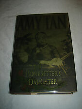 The Bonesetter's Daughter by Amy Tan SIGNED 1st/1st 2001 Hardcover