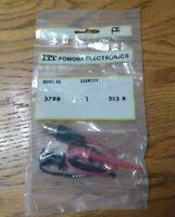 Pomona 3788 Bnc (F) to Minigrabber Test Clips