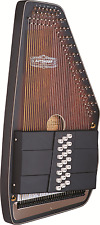 Oscar Schmidt 21 Chord Electric Autoharp, Solid Spruce Back, OS11021AE