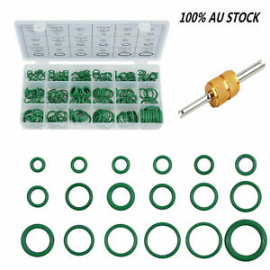 270pcs Air Conditioning O-Ring Assortment Kit A/C System HNBR AC Repair 18 Sizes