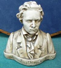 Vintage bust of Beethoven