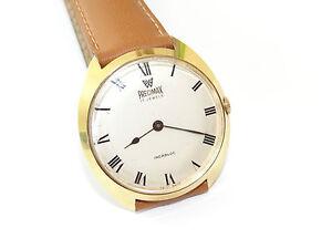 Precimax,Classic,Römische,Zahlen,Handaufzug,Vintage,HAU,Wrist Watch,Montre,Uhr