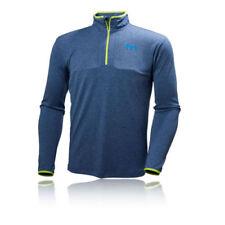Abbigliamento e accessori blu Helly Hansen maglia per palestra, fitness, corsa e yoga