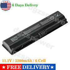 5200mAh 11.1V Battery for HP Pavilion dv2200 dv6000 dv2000 dv6100