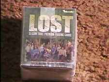 LOST SEASON 3 TRADING CARD SET  INKWORKS