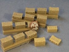 Resicast 1/35 25 pounder Gun Ammo Boxes 352287