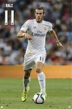 Poster Real Madrid 2015/2016 Bale